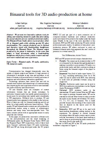 Paper presented at NEM Summit