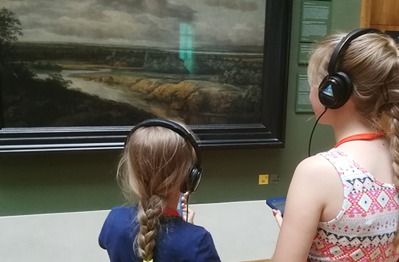 BINCI demos museums