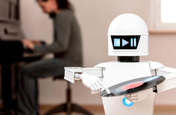 Robots 1.618 Digital